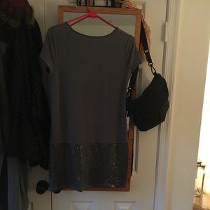 Kensie drop waist dress